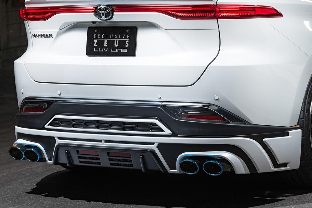 M'z Speed body kit for Toyota Harrier new model