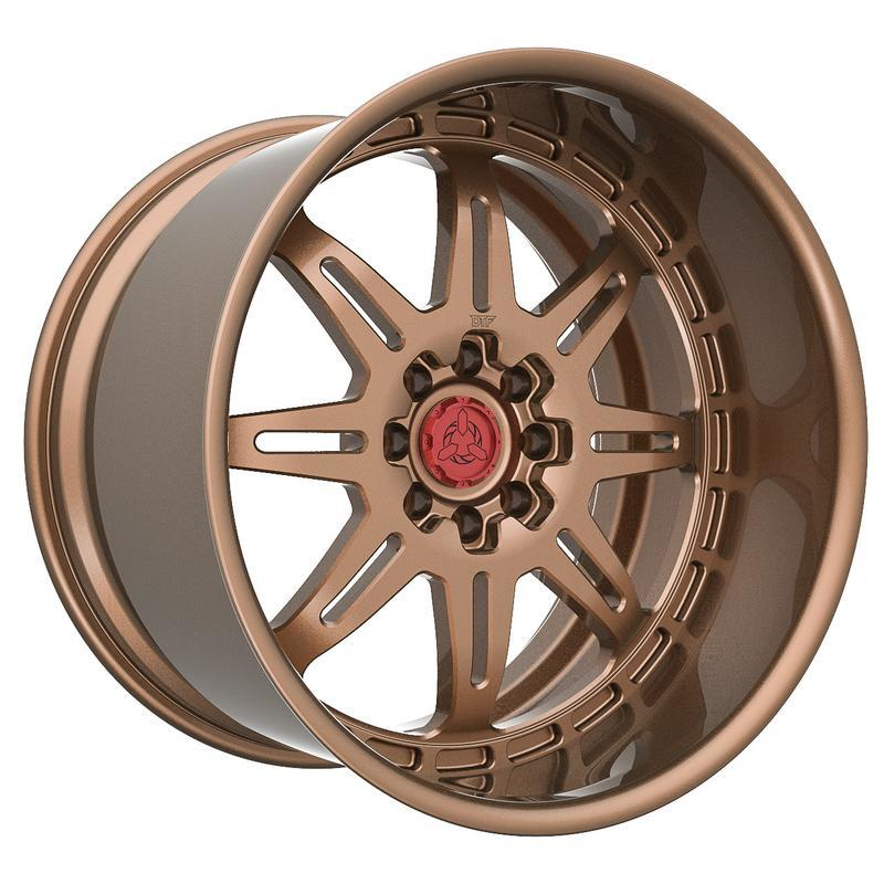 DTF OFF-ROAD BIG ROCK forged wheels