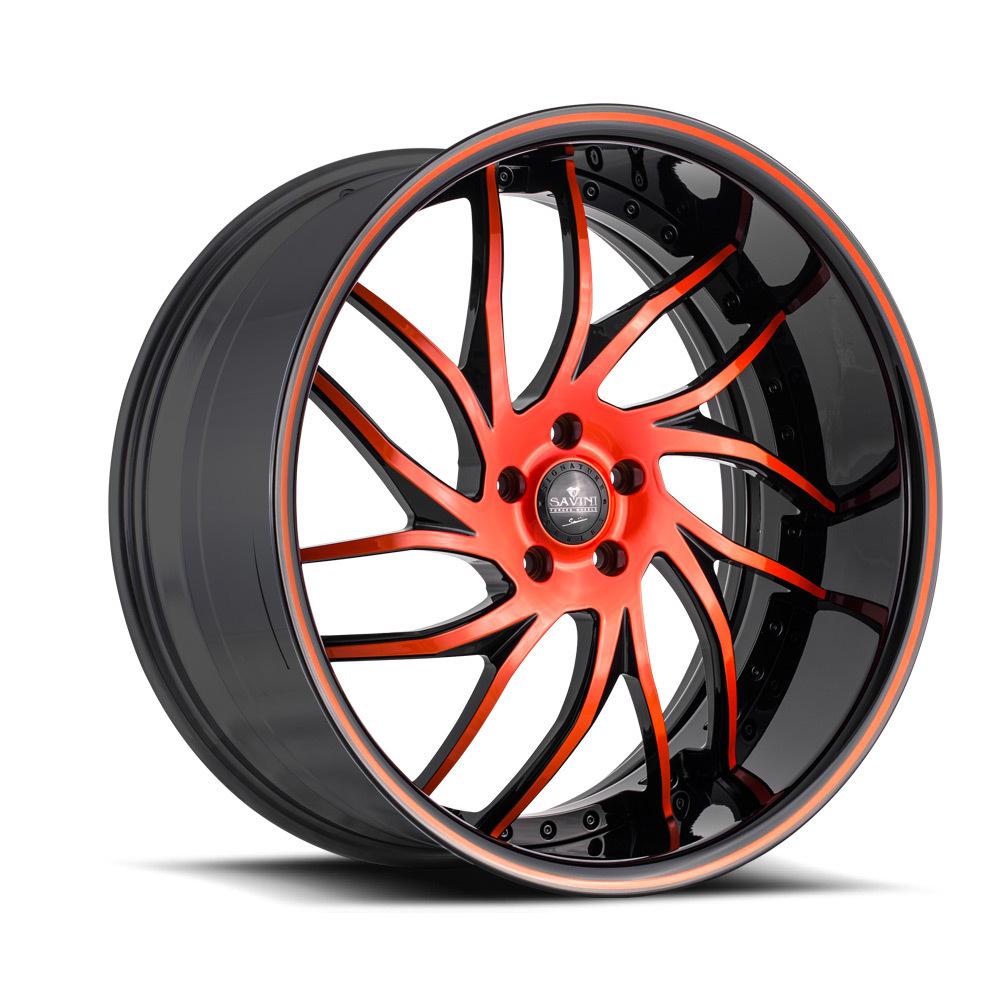 Savini SV62XLT Forged wheels