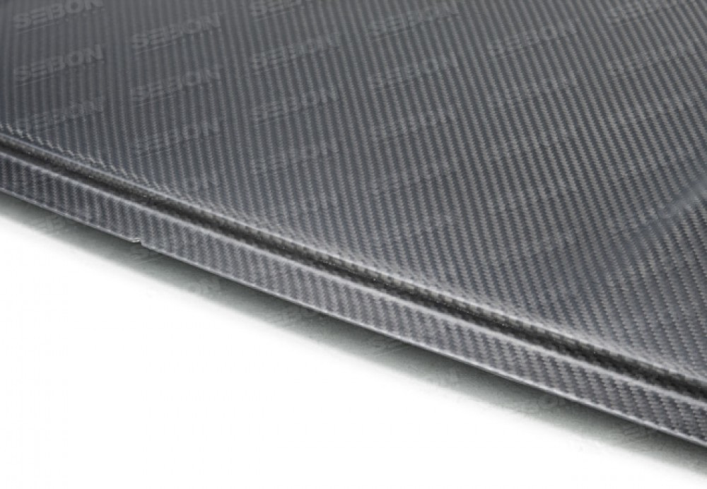 SEIBON DRY CARBON ROOF REPLACEMENT FOR  SCION FR-S / TOYOTA 86 / SUBARU BRZ new style