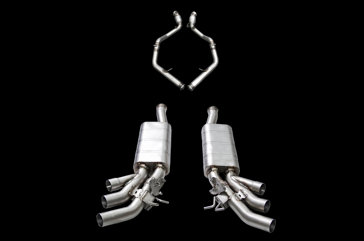 IPE exhaust system for Mercedes-Benz G63 / G500 (W464)