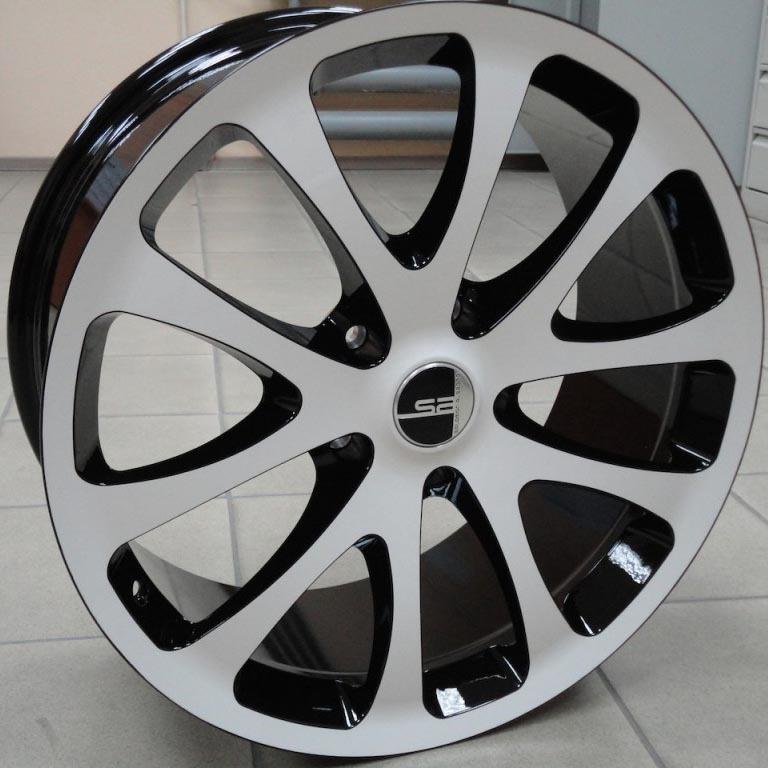 Solomon Alsberg T2 forged wheels