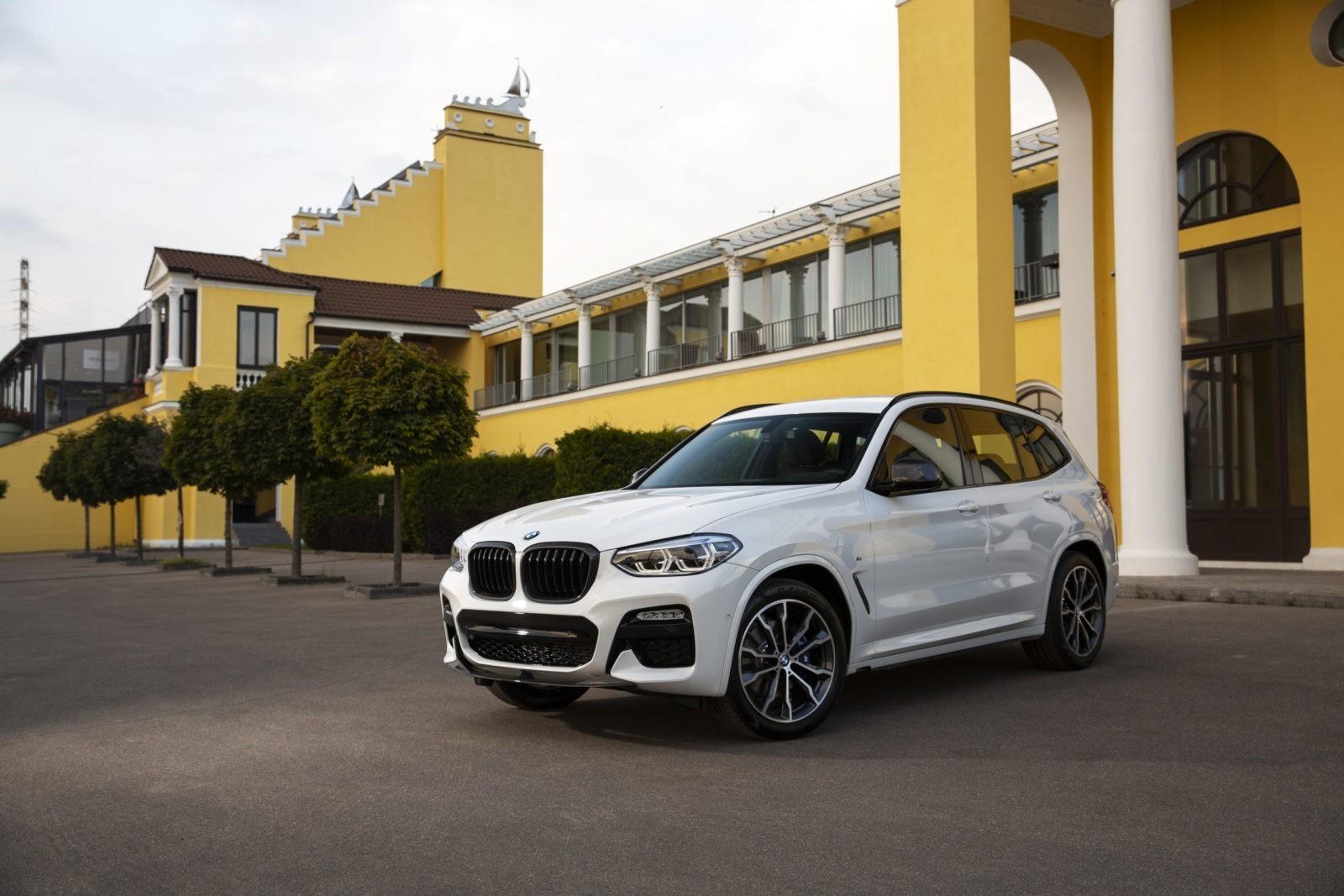 Larte Design body kit for BMW X3 (G01)