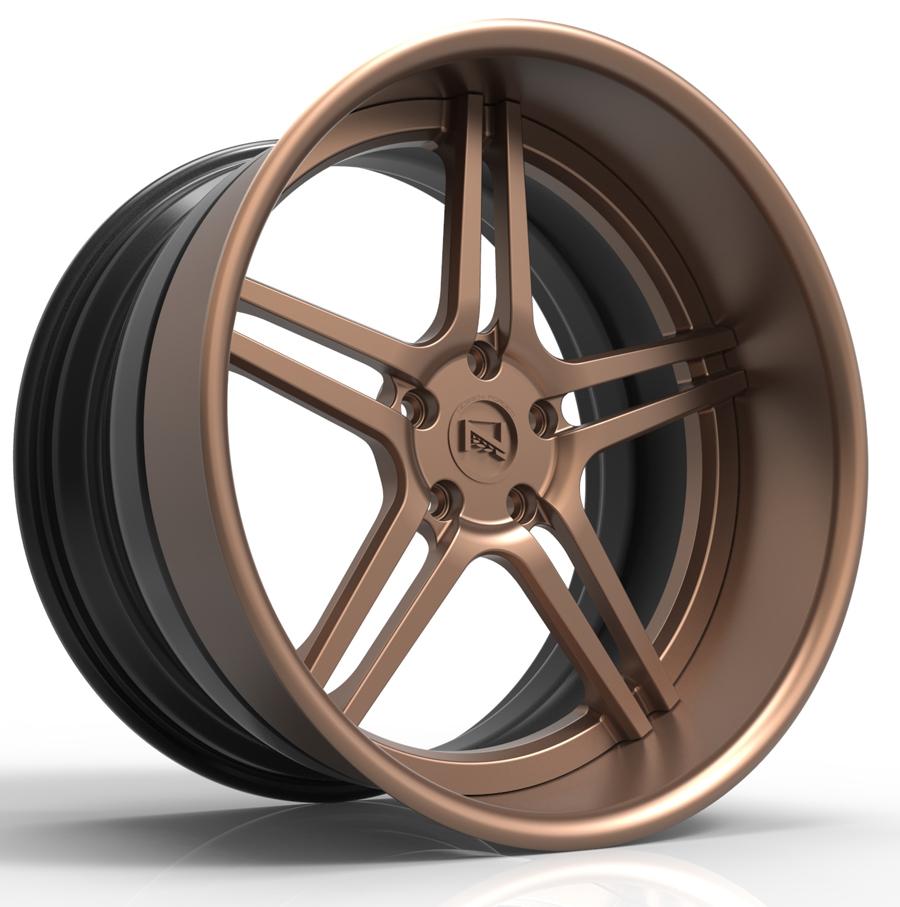 Nessen S 5.2 forged wheels