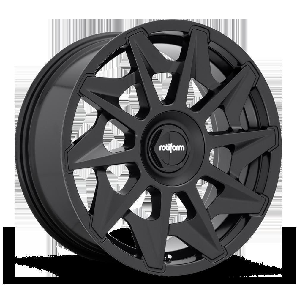 Rotiform CVT light alloy wheels
