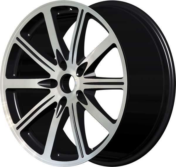 Solomon Alsberg T3 forged wheels