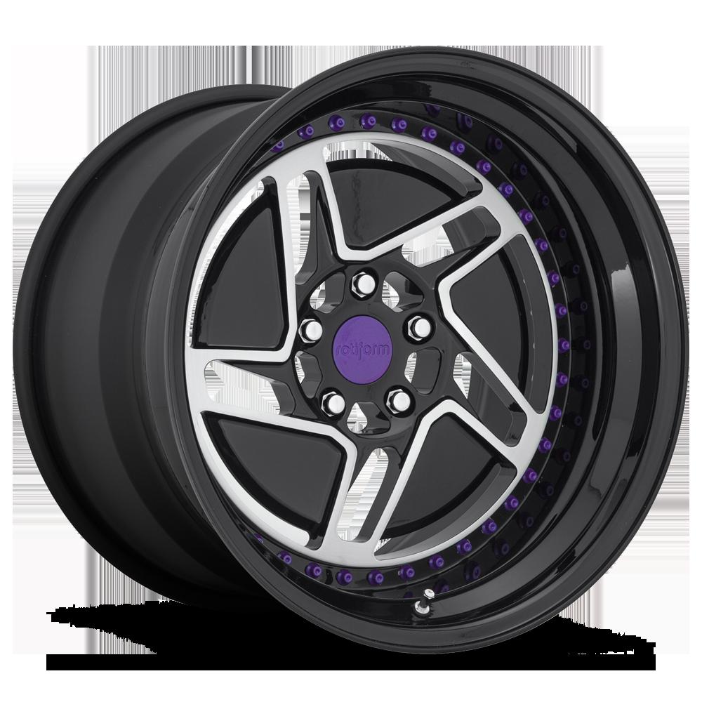Rotiform CHD-T 3 piece forged wheels