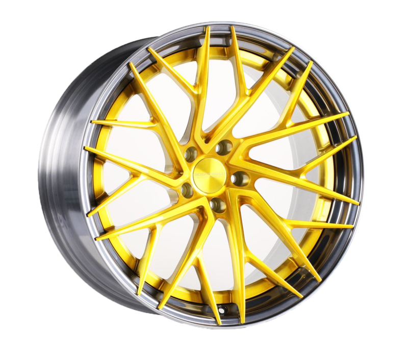 305 Forged UFL-128 forged wheels