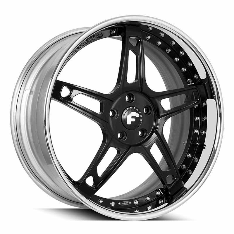 Forgiato Affilato (Original Series) forged wheels