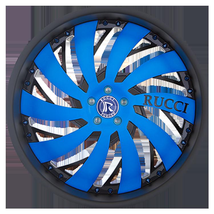 Rucci Forged Wheels Dabb
