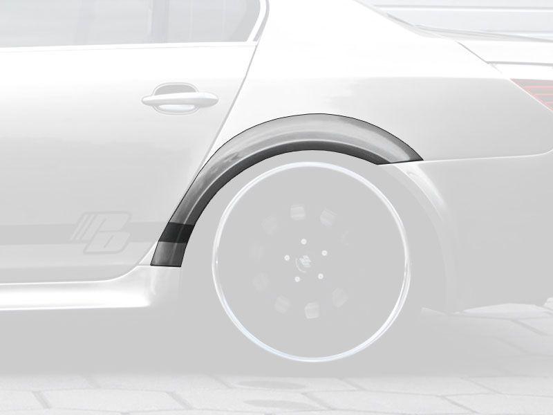 Prior Design PDM5 Widebody body kit for BMW 5er E60/E61 latest model