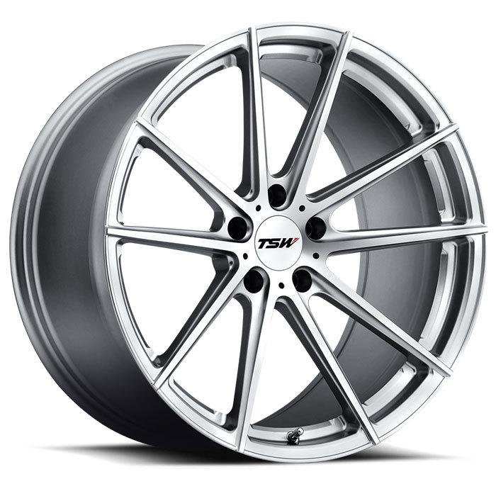 TSW Wheels Bathurst forged wheels