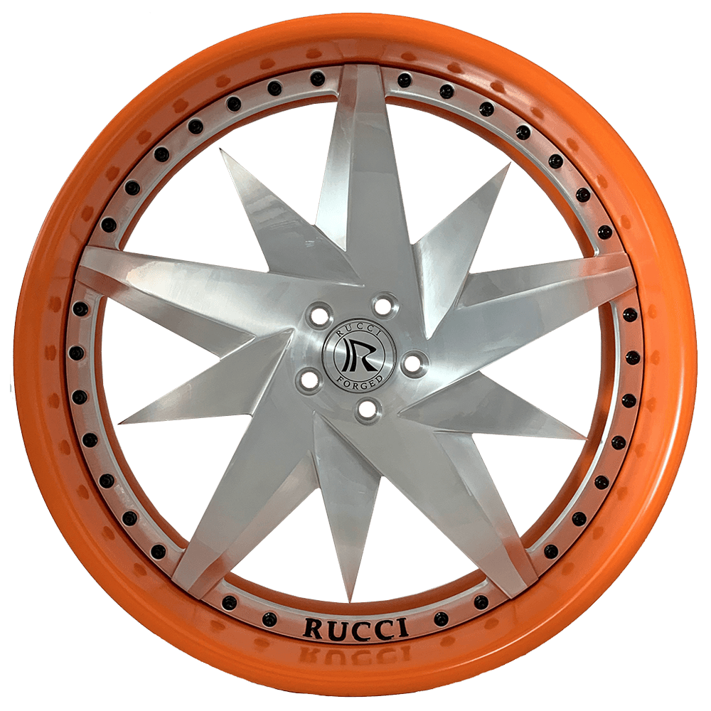 Rucci Forged Wheels Donk