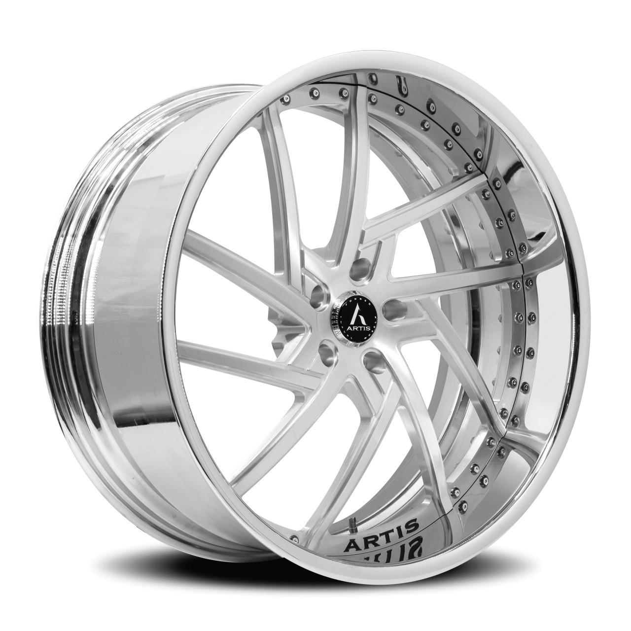 Artis Fairfax forged wheels