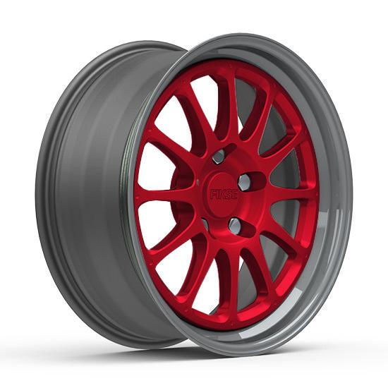 FIKSE P112-C forged wheels
