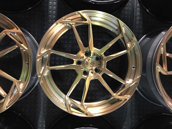 ADV.1 ADV5.3 Track Spec (CS Series) forged wheels