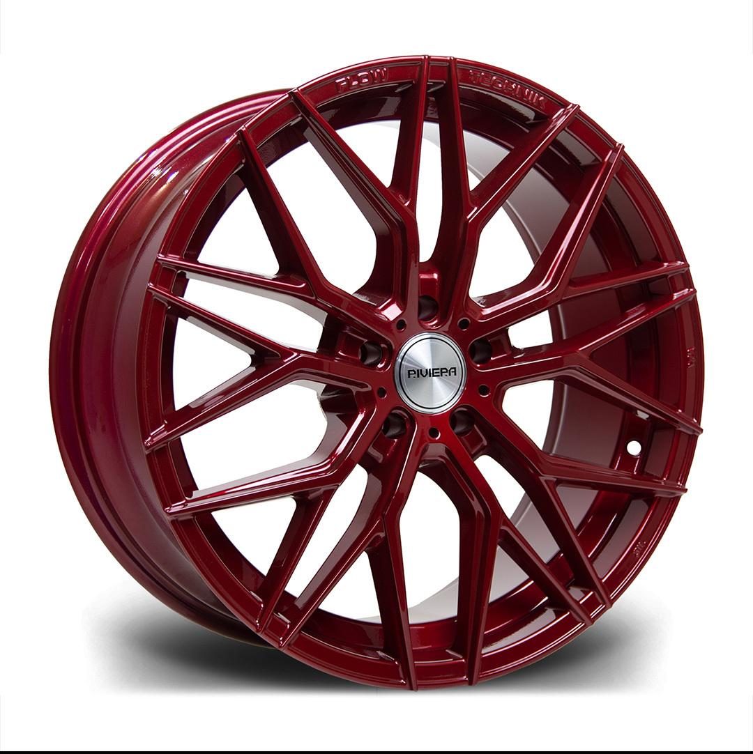 Riviera RF101 Light Alloy Wheels