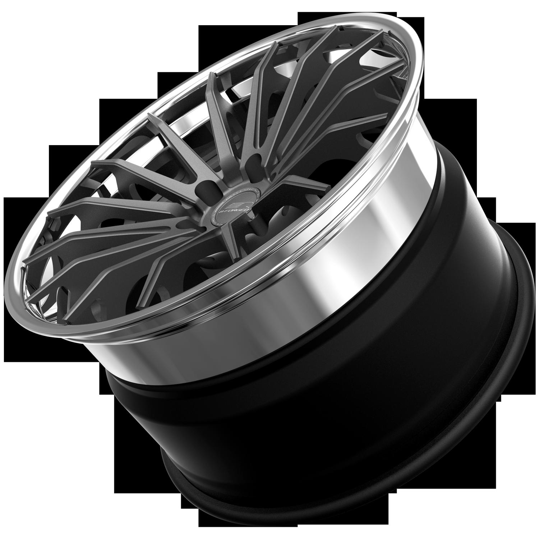 B-Forged wheels 252 RXL