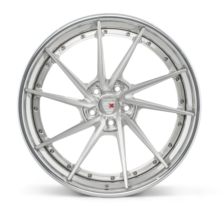 Anrky AN33 forged wheels