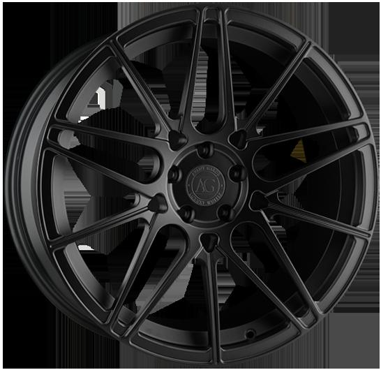 AVANT GARDE AGL49 forged wheels