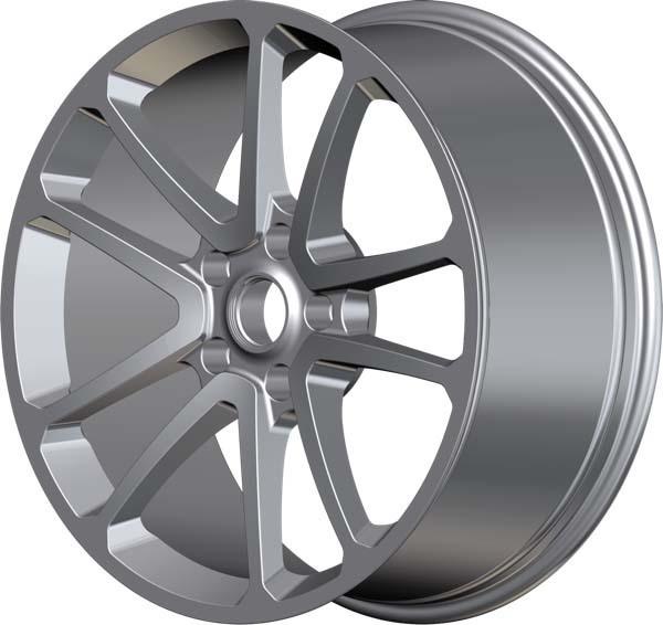 Solomon Alsberg Т7 forged wheels