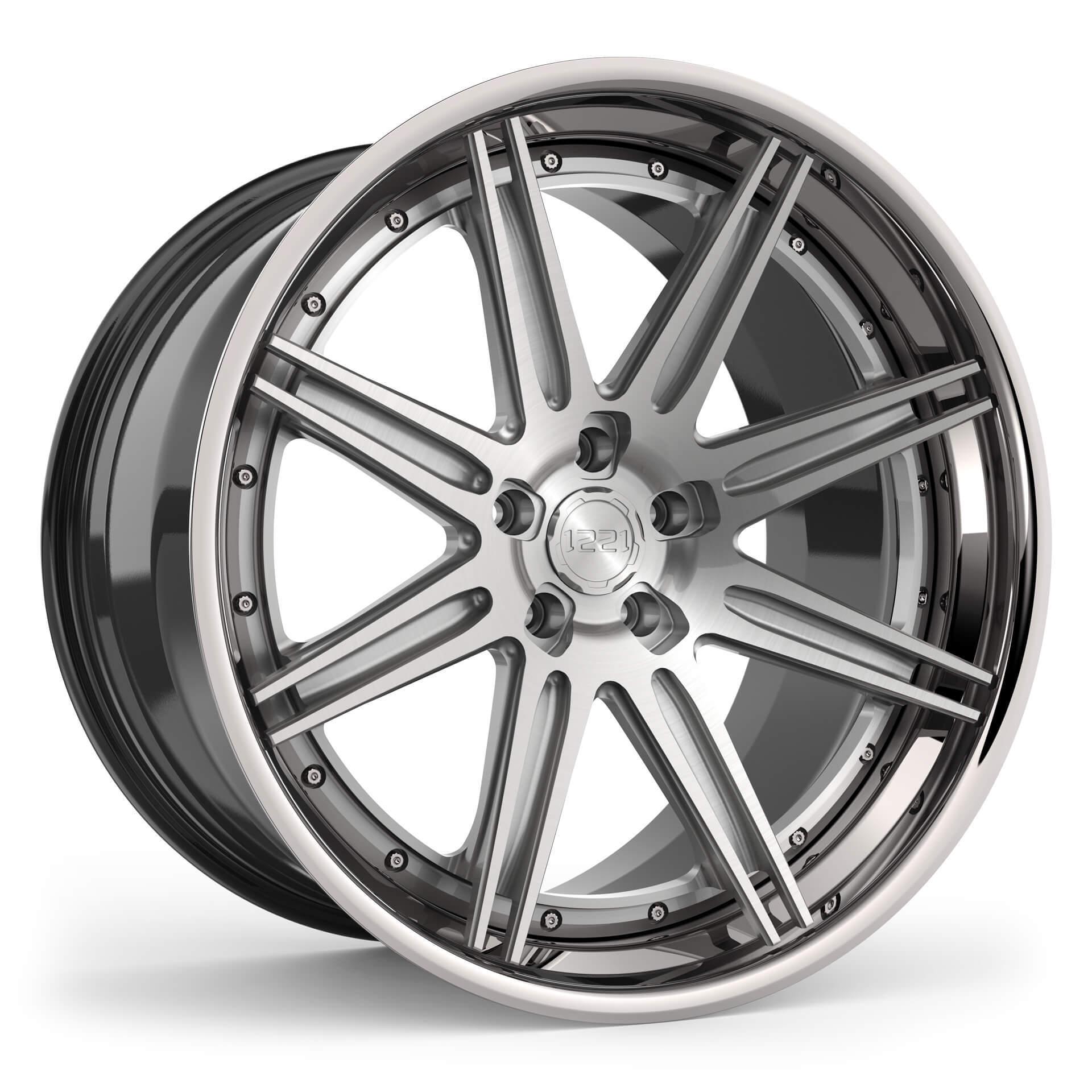 1221  Wheels 0880 AP3L SPORT3.0 forged wheels