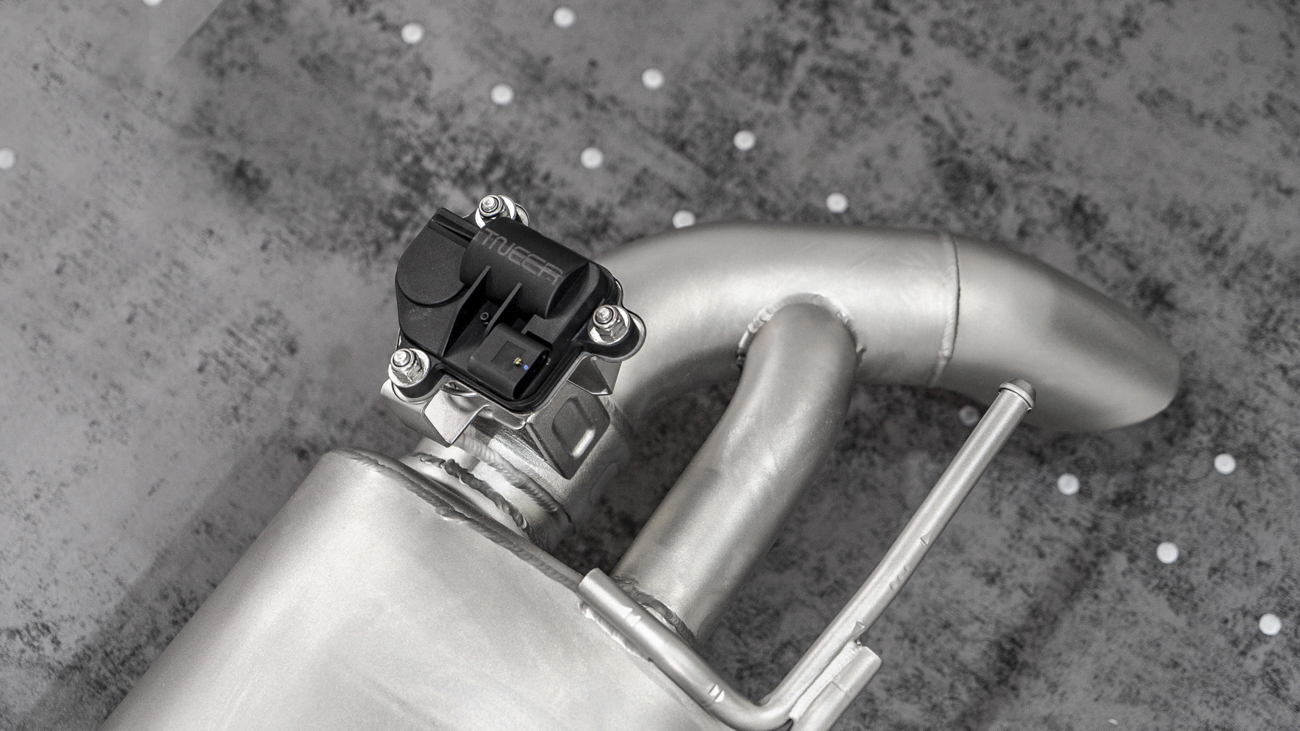 TNEER Exhaust Systems for MERCEDES-BENZ W177 - A250