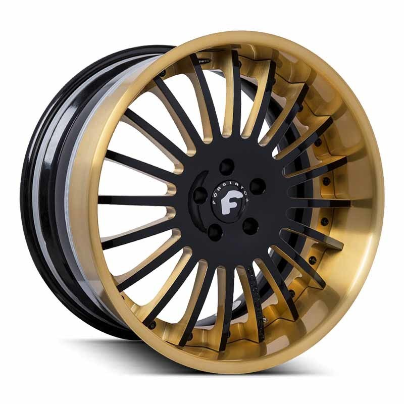 Forgiato Andata (Original Series) forged wheels