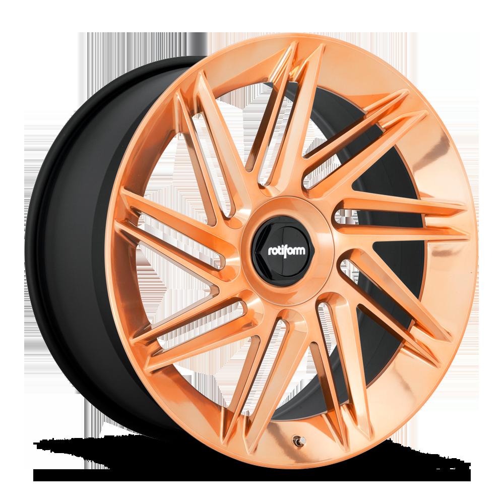 Rotiform VAN monoblock forged wheels