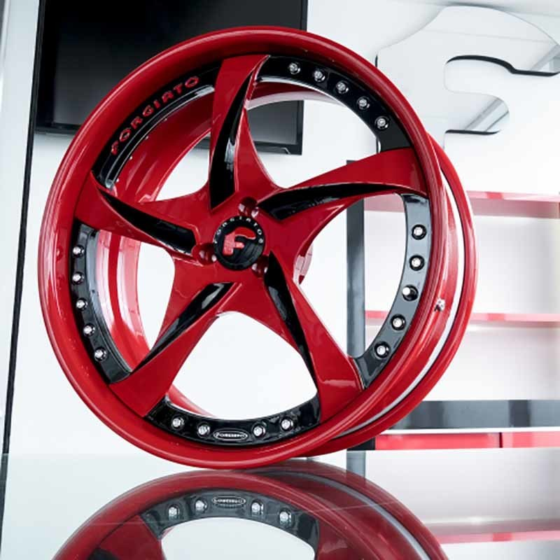 Forgiato Appuntito (Original Series) forged wheels