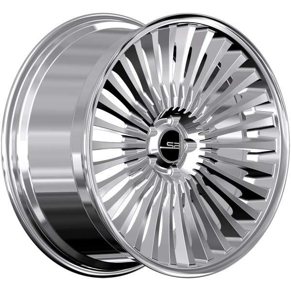 Solomon Alsberg B1 Force forged wheels