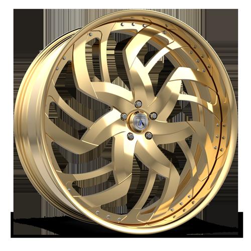 Asanti FS19 Forged wheels