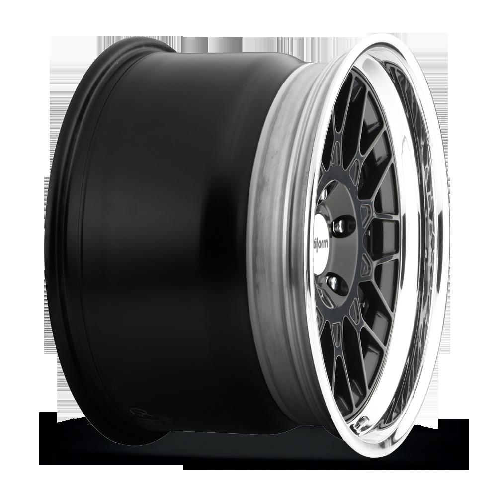 Rotiform SJC 3 piece forged wheels