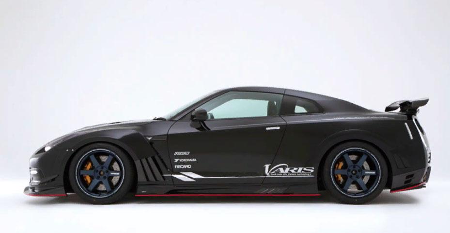 Varis Body Kit  for NISSAN R35 GT-R '14 new model