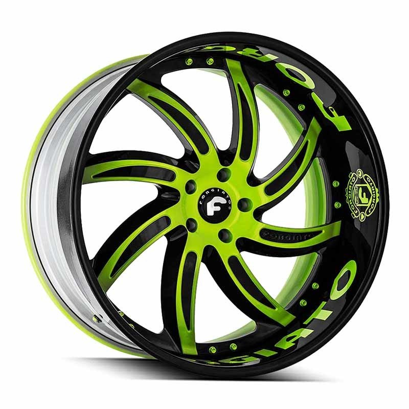 Forgiato Azioni (Original Series) forged wheels