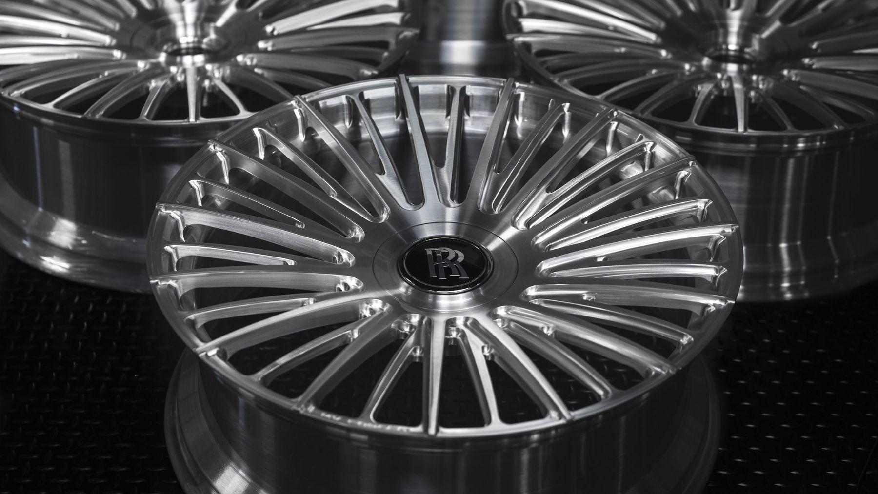 Modular Velge RR-100 MONO forged wheels