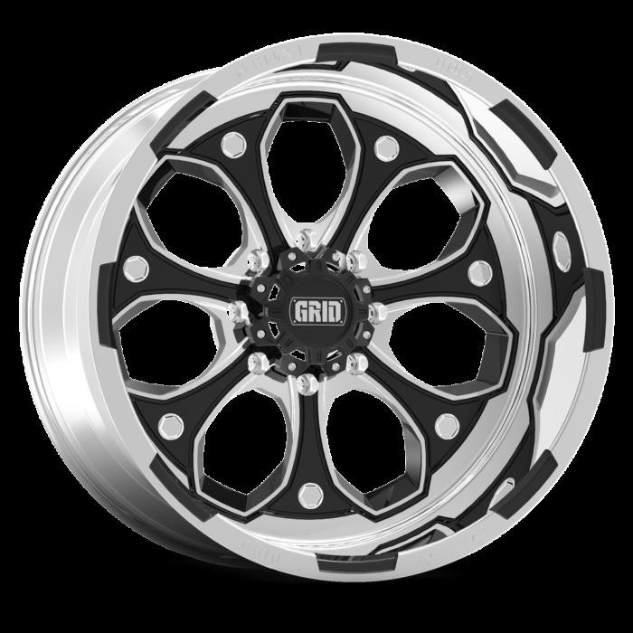 Grid Off-Road GF-M20 forged wheels