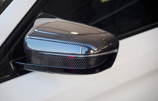 Hodoor Performance Carbon fiber Mirror сoversMirror сovers for BMW M5 F90