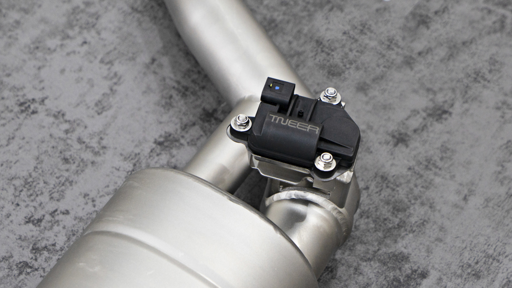 TNEER Exhaust Systems for BMW x M  E46 - M3