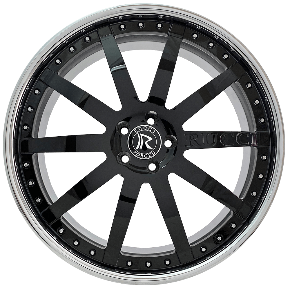 Rucci Forged Wheels Pyrex