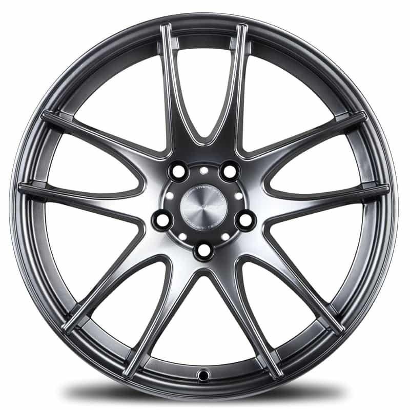 AVID1 AV.32 Hyper Black light alloy wheels