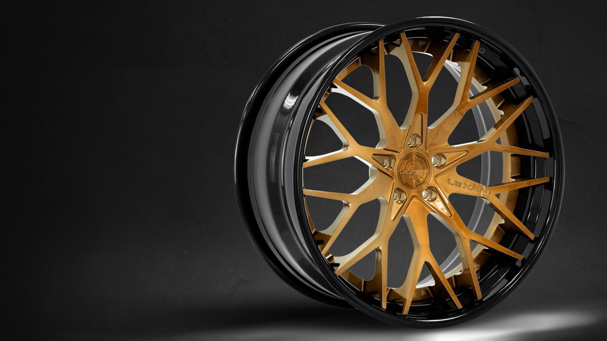 Lexani LTS-06 Forged Wheels