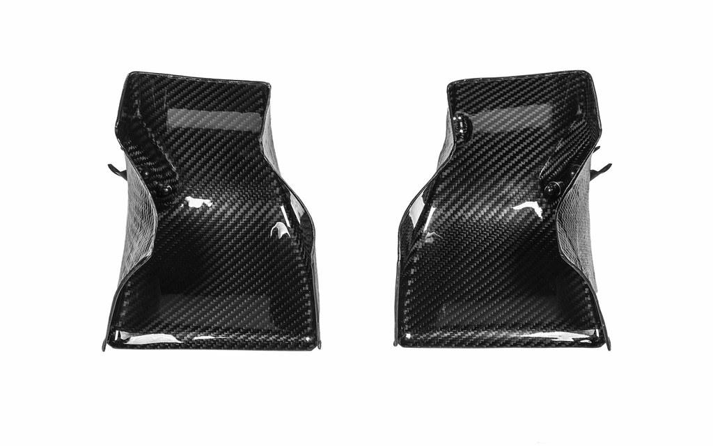 Eventuri Carbon fiber Intake systems for BMW M6 F13