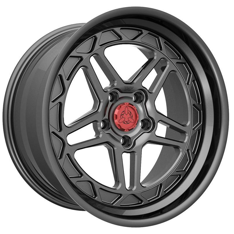 DTF OFF-ROAD AVENGER forged wheels