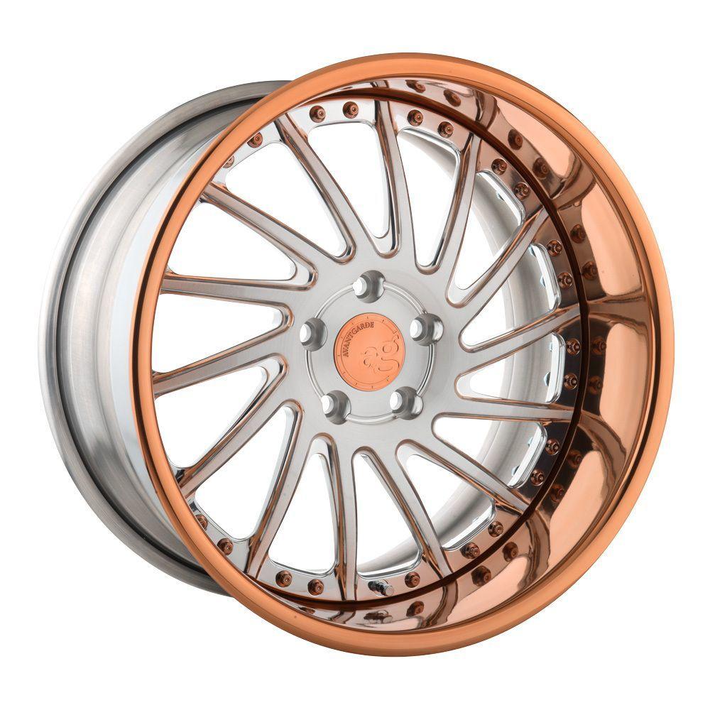 AVANT GARDE forged wheels F251