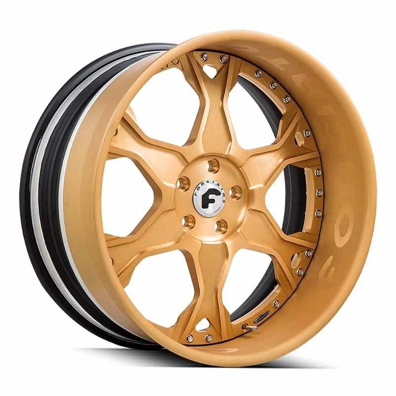 Forgiato Braccio (Original Series) forged wheels