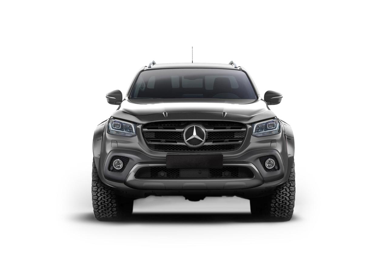 Carlex Design PRIME KIT Body kit for Mercedes X-Class NEW MODEL