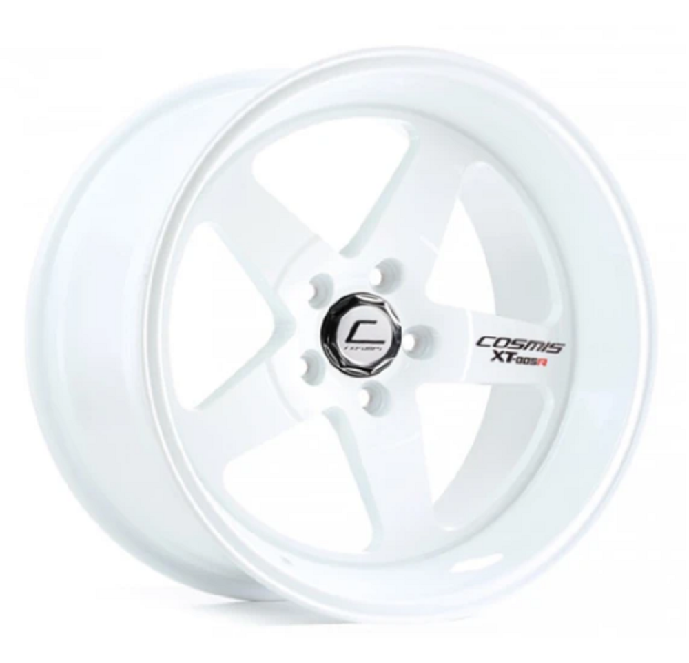 Cosmis ZT-005R White forget wheels
