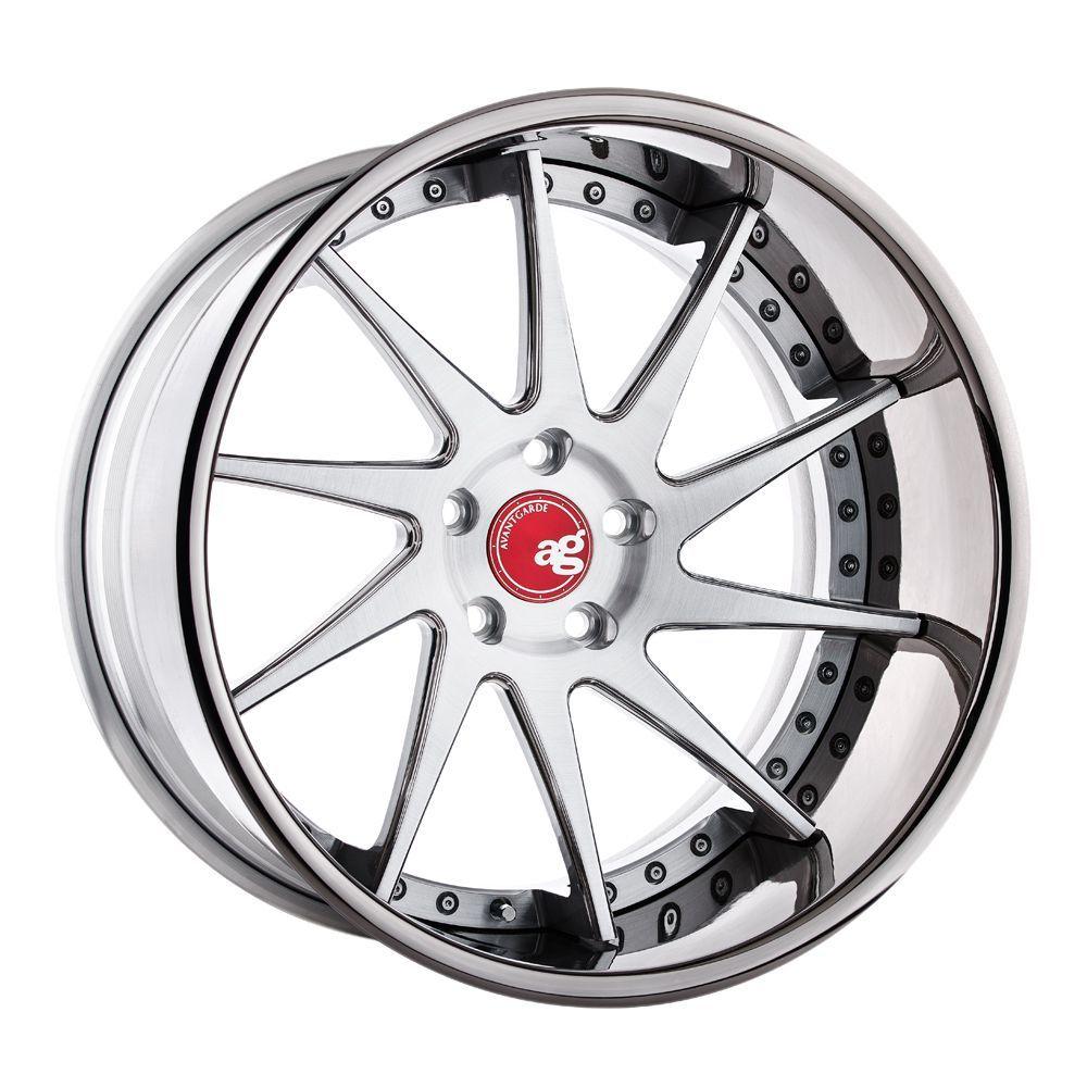 AVANT GARDE forged wheels F421