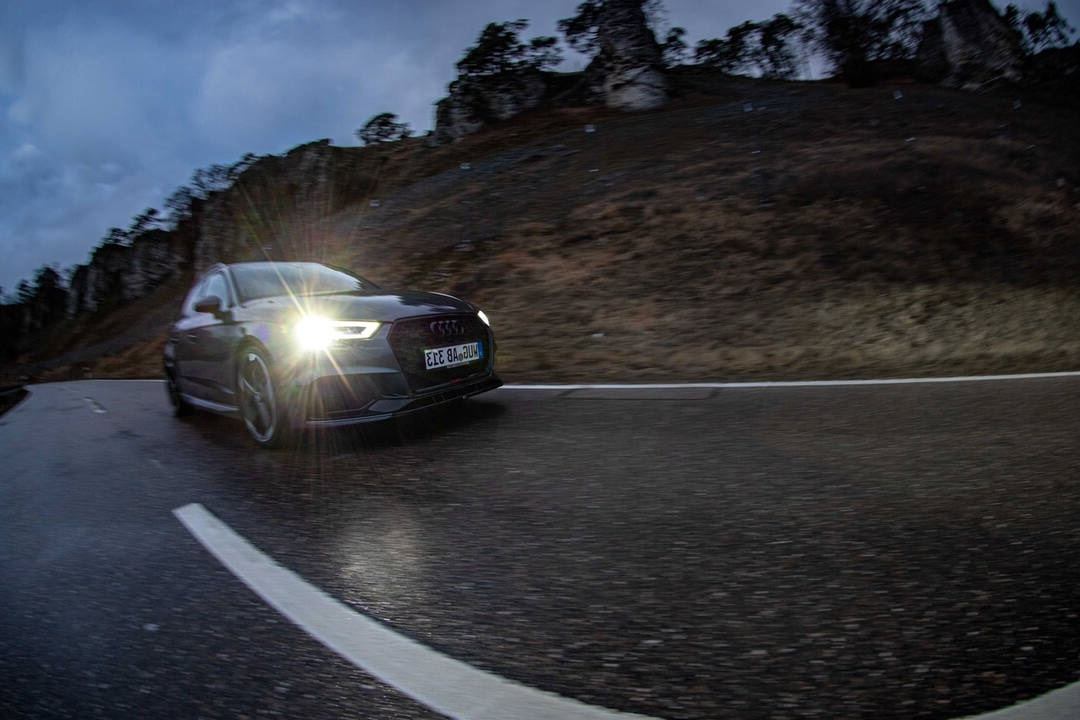 ABT  Body Kit  for AUDI RS3 SPORTBACK new style